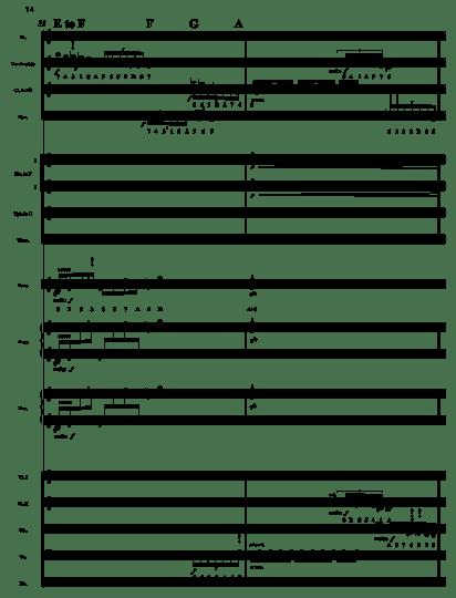 Ex. 8. Corrente, mm. 33–34.